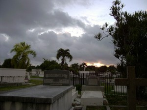Key West Cemetery, Duval Street, Green Parrot Bar