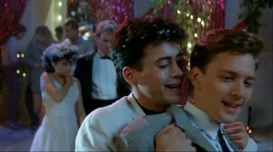 Less Than Zero, Robert Downey, Jr., Bret Easton Ellis, Jami Gertz, James Spader