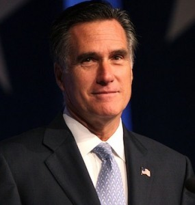 Mitt Romney, 2012 Presidential Election, Barack Obama