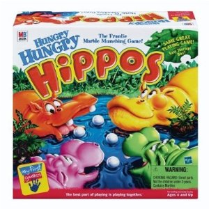 Hungry Hungry Hippos, Hasbro, Movie