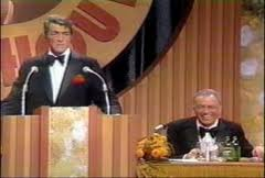 Dean Martin, Celebrity Roast, Sammy Davis Jr, Charo, Norman Mailer, NBC variety show
