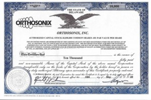Energex Systems, Thomas Fagan, Stock Certificate, Lawsuit